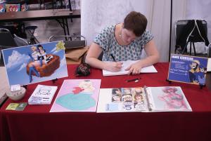 Comicpalooza 2011